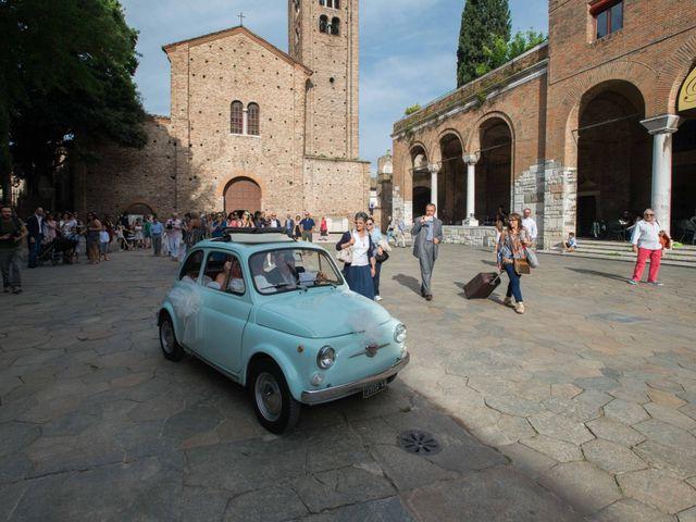 Il matrimonio di Roberto e Nicoletta a Ravenna, Ravenna 51