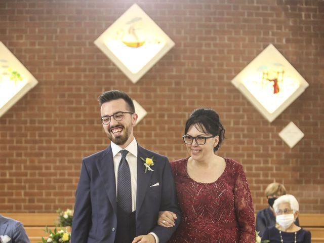 Il matrimonio di Stefano e Eleonora a Dormelletto, Novara 14