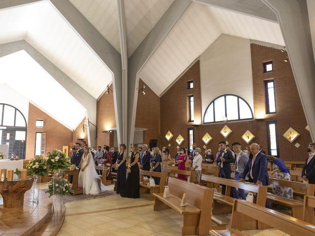 Il matrimonio di Stefano e Eleonora a Dormelletto, Novara 16