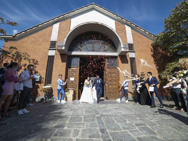 Il matrimonio di Stefano e Eleonora a Dormelletto, Novara 20