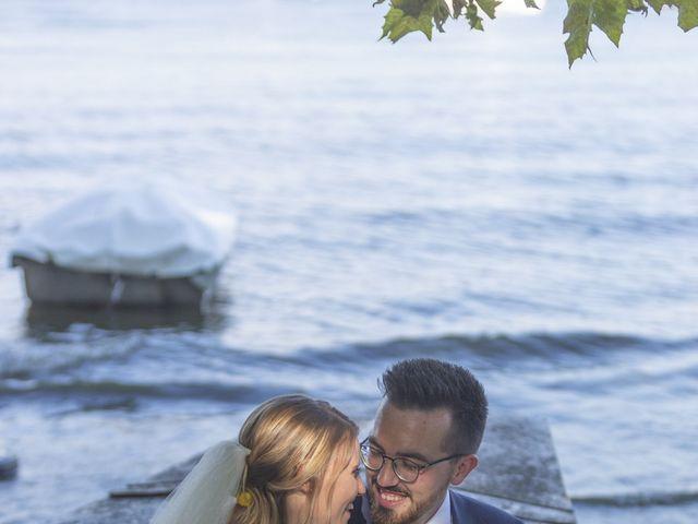 Il matrimonio di Stefano e Eleonora a Dormelletto, Novara 22