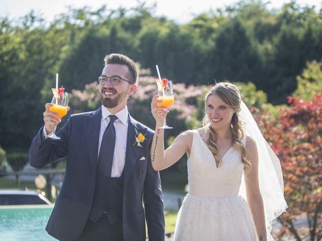 Il matrimonio di Stefano e Eleonora a Dormelletto, Novara 29