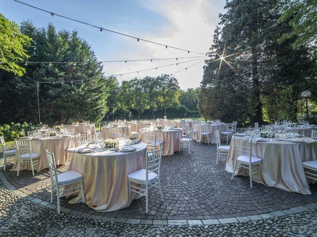 Il matrimonio di Stefano e Eleonora a Dormelletto, Novara 31