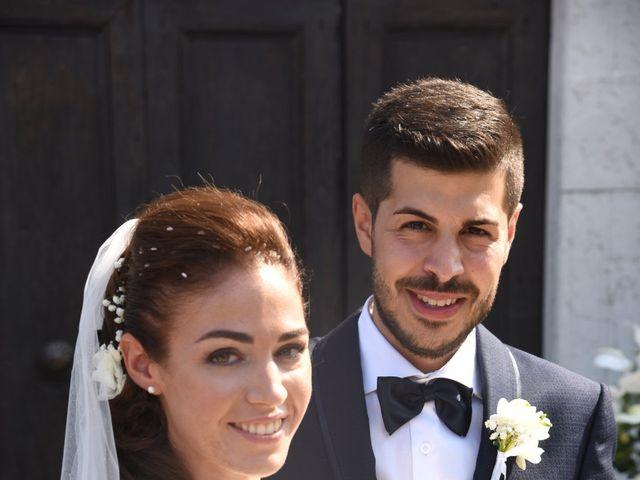 Il matrimonio di Filippo e Jessica a Gussago, Brescia 3