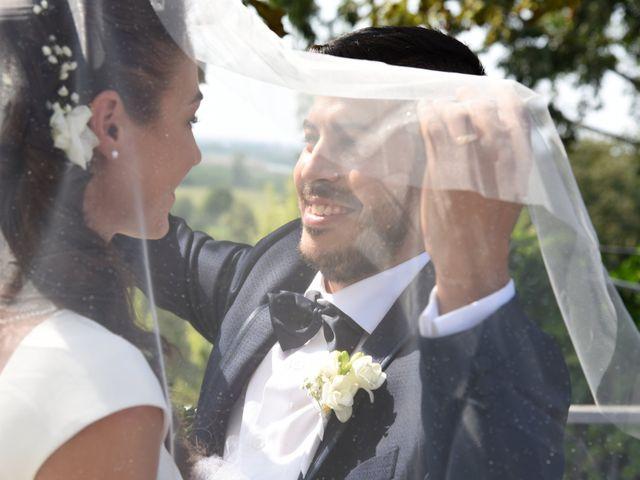 Il matrimonio di Filippo e Jessica a Gussago, Brescia 1