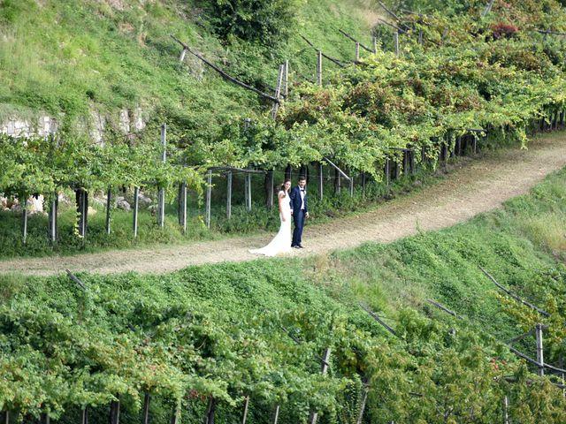 Il matrimonio di Filippo e Jessica a Gussago, Brescia 2
