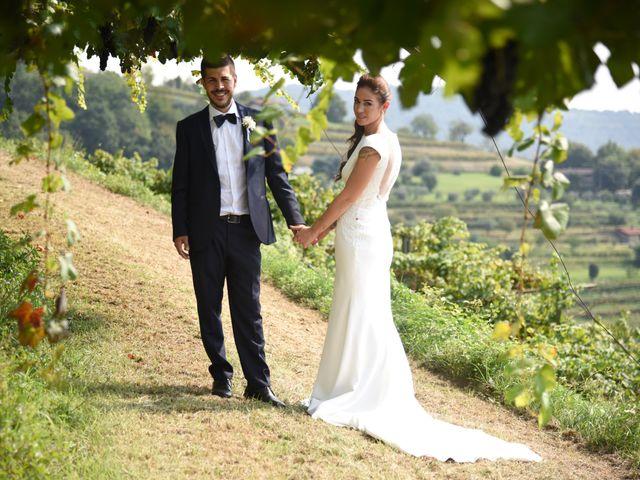 Il matrimonio di Filippo e Jessica a Gussago, Brescia 4