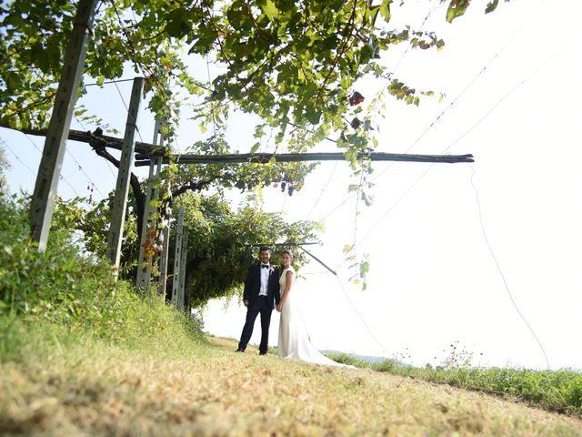 Il matrimonio di Filippo e Jessica a Gussago, Brescia 5