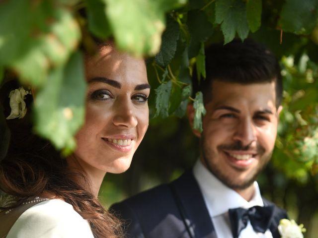 Il matrimonio di Filippo e Jessica a Gussago, Brescia 7