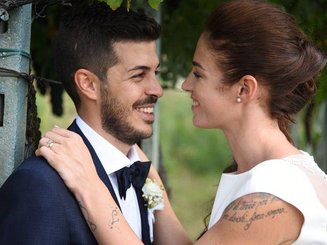 Il matrimonio di Filippo e Jessica a Gussago, Brescia 9