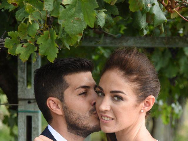 Il matrimonio di Filippo e Jessica a Gussago, Brescia 10