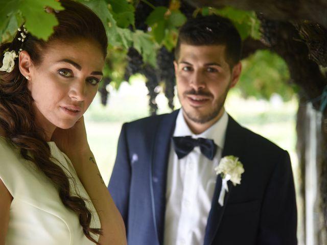 Il matrimonio di Filippo e Jessica a Gussago, Brescia 12