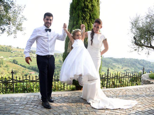 Il matrimonio di Filippo e Jessica a Gussago, Brescia 16