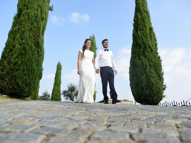 Il matrimonio di Filippo e Jessica a Gussago, Brescia 17