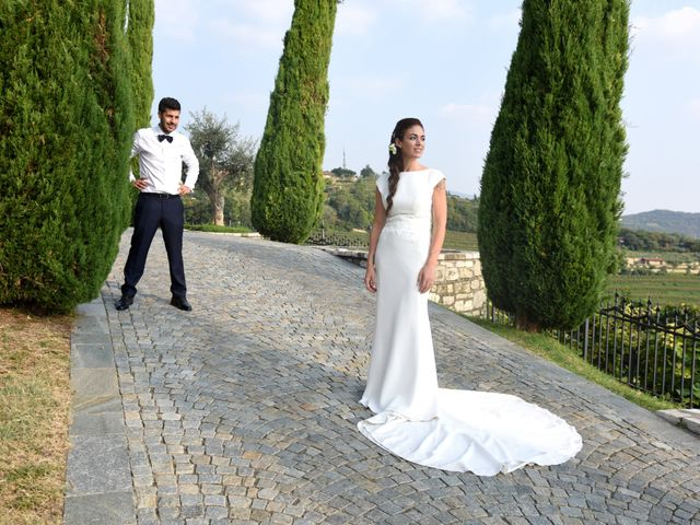 Il matrimonio di Filippo e Jessica a Gussago, Brescia 18