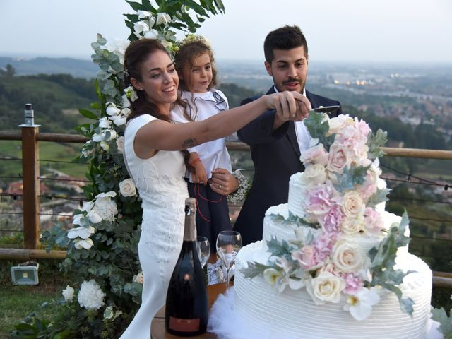 Il matrimonio di Filippo e Jessica a Gussago, Brescia 19