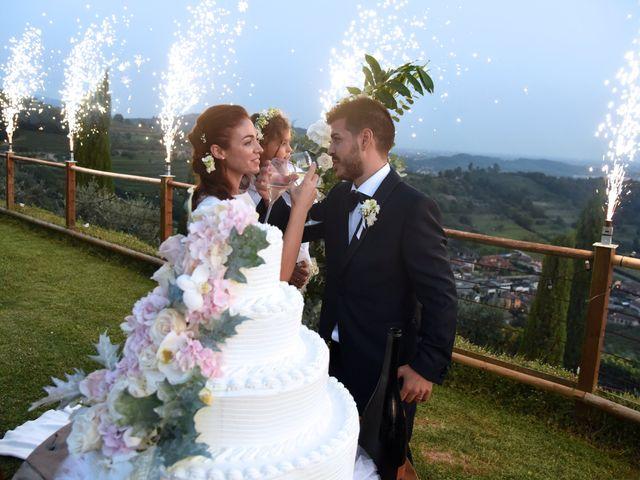 Il matrimonio di Filippo e Jessica a Gussago, Brescia 20