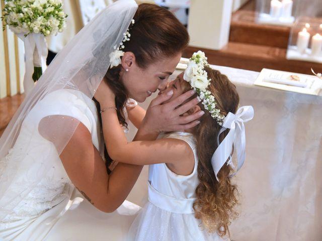 Il matrimonio di Filippo e Jessica a Gussago, Brescia 23