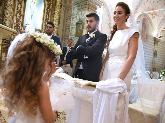 Il matrimonio di Filippo e Jessica a Gussago, Brescia 24