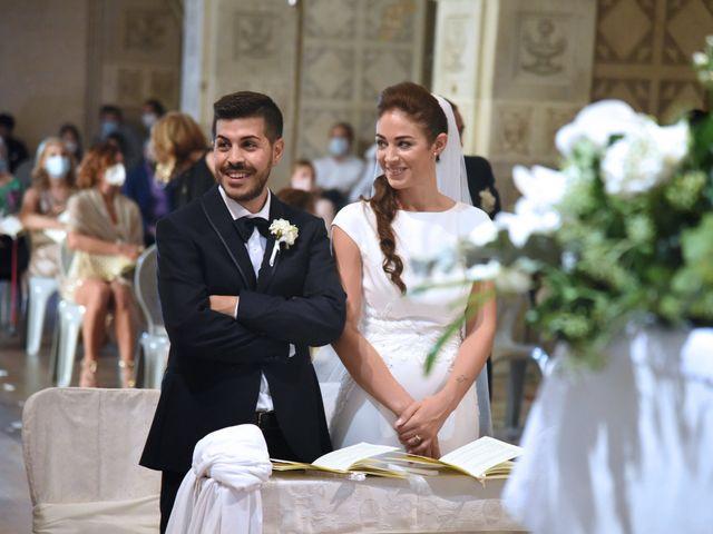 Il matrimonio di Filippo e Jessica a Gussago, Brescia 25