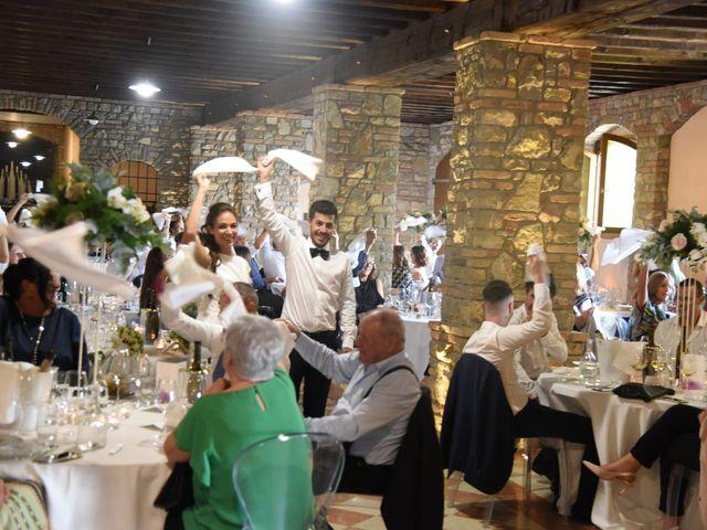 Il matrimonio di Filippo e Jessica a Gussago, Brescia 28