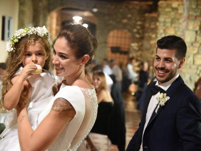Il matrimonio di Filippo e Jessica a Gussago, Brescia 31