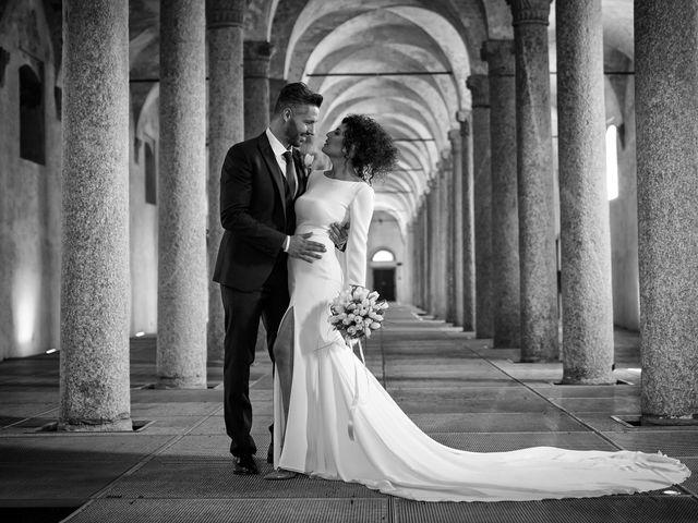 Il matrimonio di Gianluca e Gloria a Vigevano, Pavia 2