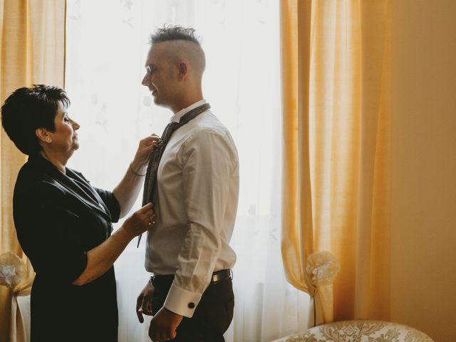 Il matrimonio di Sonia e Salvatore a Vallelunga Pratameno, Caltanissetta 6