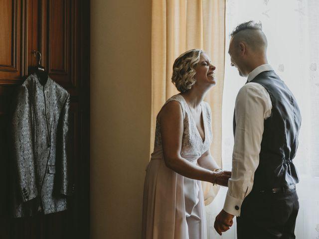 Il matrimonio di Sonia e Salvatore a Vallelunga Pratameno, Caltanissetta 7