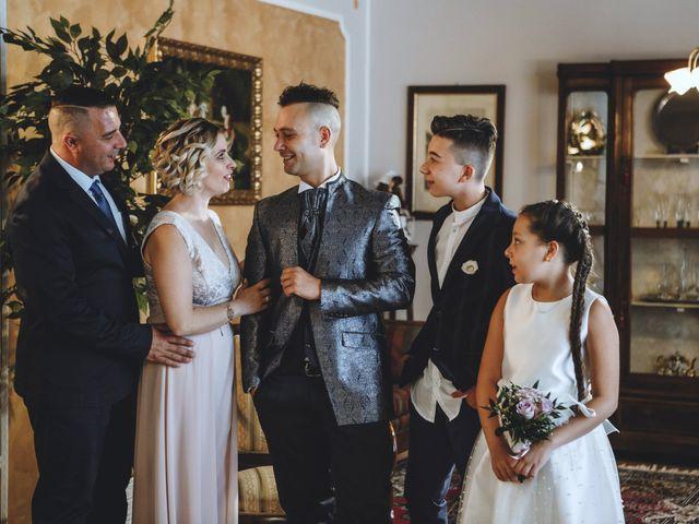 Il matrimonio di Sonia e Salvatore a Vallelunga Pratameno, Caltanissetta 22