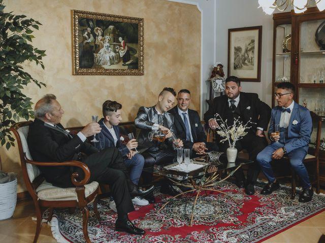 Il matrimonio di Sonia e Salvatore a Vallelunga Pratameno, Caltanissetta 23