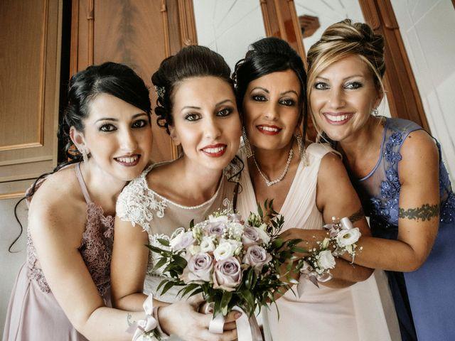 Il matrimonio di Sonia e Salvatore a Vallelunga Pratameno, Caltanissetta 37