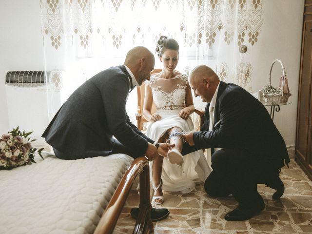Il matrimonio di Sonia e Salvatore a Vallelunga Pratameno, Caltanissetta 39