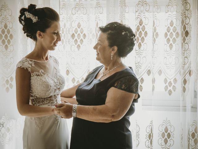 Il matrimonio di Sonia e Salvatore a Vallelunga Pratameno, Caltanissetta 42