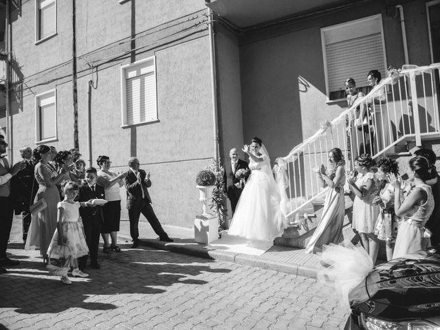 Il matrimonio di Sonia e Salvatore a Vallelunga Pratameno, Caltanissetta 55