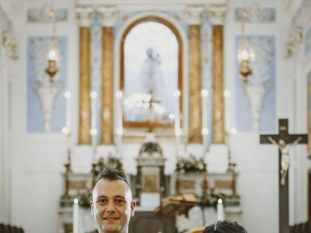 Il matrimonio di Sonia e Salvatore a Vallelunga Pratameno, Caltanissetta 56