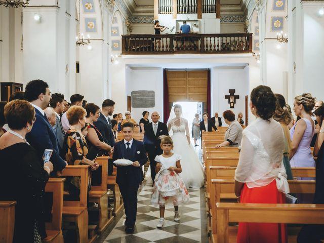 Il matrimonio di Sonia e Salvatore a Vallelunga Pratameno, Caltanissetta 59