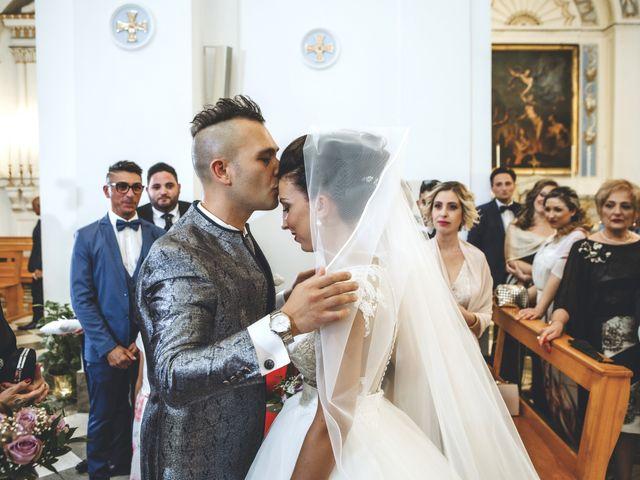 Il matrimonio di Sonia e Salvatore a Vallelunga Pratameno, Caltanissetta 60