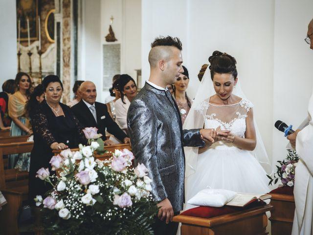 Il matrimonio di Sonia e Salvatore a Vallelunga Pratameno, Caltanissetta 64