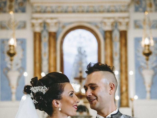 Il matrimonio di Sonia e Salvatore a Vallelunga Pratameno, Caltanissetta 66