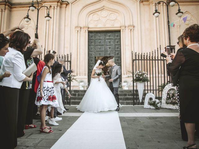 Il matrimonio di Sonia e Salvatore a Vallelunga Pratameno, Caltanissetta 68