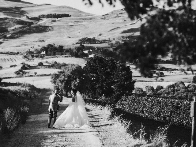 Il matrimonio di Sonia e Salvatore a Vallelunga Pratameno, Caltanissetta 71