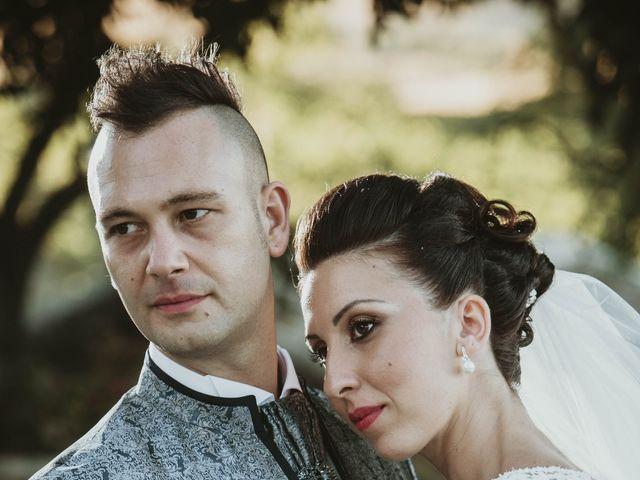 Il matrimonio di Sonia e Salvatore a Vallelunga Pratameno, Caltanissetta 73