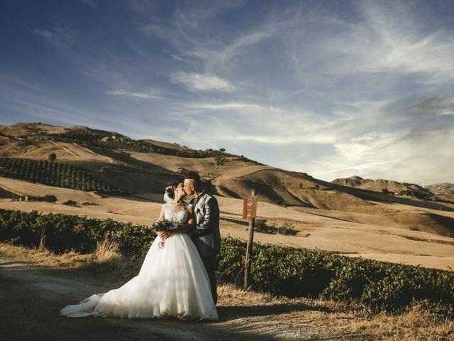 Il matrimonio di Sonia e Salvatore a Vallelunga Pratameno, Caltanissetta 75