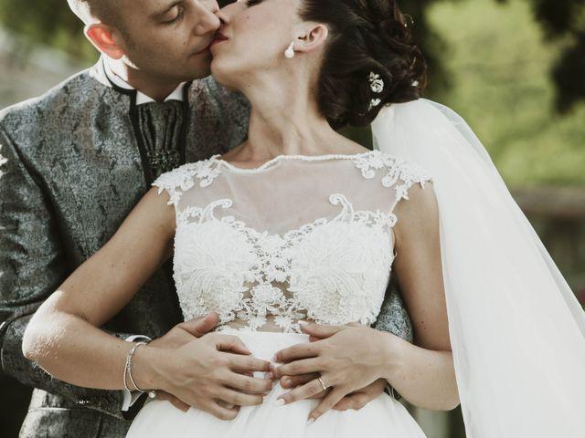Il matrimonio di Sonia e Salvatore a Vallelunga Pratameno, Caltanissetta 76
