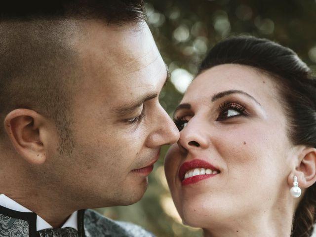 Il matrimonio di Sonia e Salvatore a Vallelunga Pratameno, Caltanissetta 79