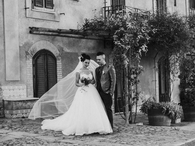 Il matrimonio di Sonia e Salvatore a Vallelunga Pratameno, Caltanissetta 80