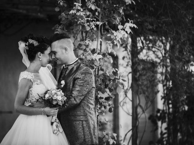 Il matrimonio di Sonia e Salvatore a Vallelunga Pratameno, Caltanissetta 82