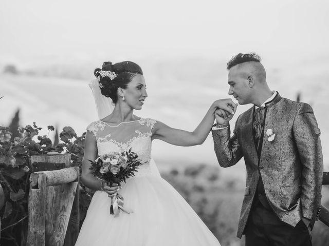 Il matrimonio di Sonia e Salvatore a Vallelunga Pratameno, Caltanissetta 85