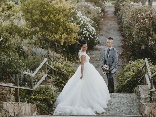 Il matrimonio di Sonia e Salvatore a Vallelunga Pratameno, Caltanissetta 87
